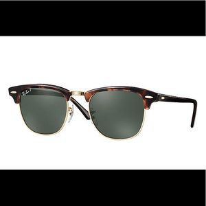 Rayban Tortoise Clubmaster 51mm